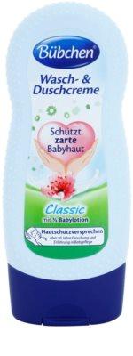 Bübchen Baby Duschcreme für Kinder