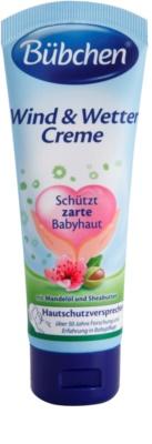 Bübchen Care crema protectora contra el frío y el viento