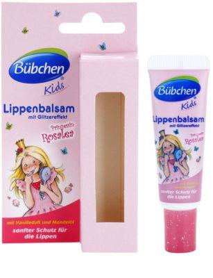 Bübchen Kids balsam de buze stralucitor 1