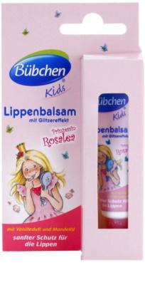Bübchen Kids balsam de buze stralucitor 2