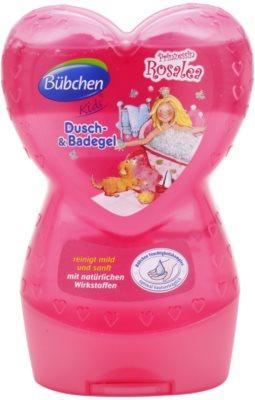 Bübchen Kids gel de ducha y para baño