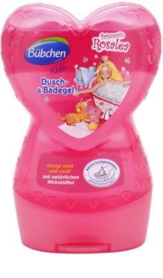 Bübchen Kids sprchový a koupelový gel