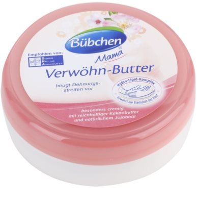 Bübchen Mama maslo za telo za nosečnice