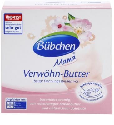 Bübchen Mama Body-Butter für schwangere Frauen 2