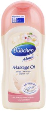 Bübchen Mama масажно масло за бременни жени