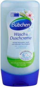 Bübchen Wash crema de ducha suave