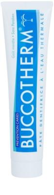 Buccotherm Tooth Decay Prevention fogkő elleni fogkrém termálvízzel