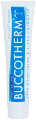 Buccotherm Tooth Decay Prevention pasta proti zubnímu kazu s termální vodou