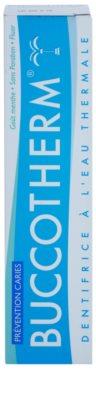 Buccotherm Tooth Decay Prevention Creme gegen Karies mit Thermalwasser 2