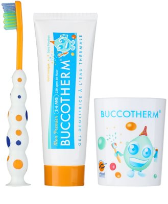 Buccotherm My First lote cosmético II.