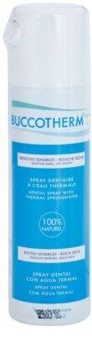 Buccotherm Sensitive Gums spray impotriva gurii uscate si a xerostomiei cu apa termala