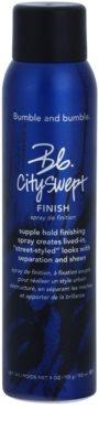 Bumble and Bumble City Swept spray a végső hajformázásra