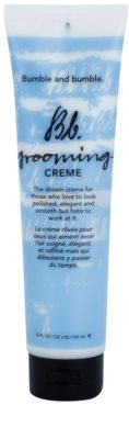 Bumble and Bumble Grooming crema para dar definición al peinado para las puntas secas