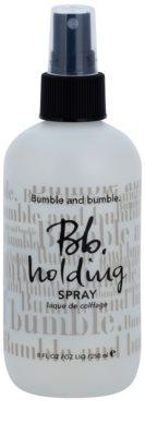 Bumble and Bumble Holding spray protector pentru modelarea termica a parului