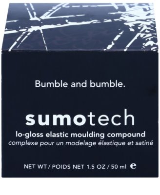 Bumble and Bumble Sumotech die Stylingcrem für Fixation und Form 3