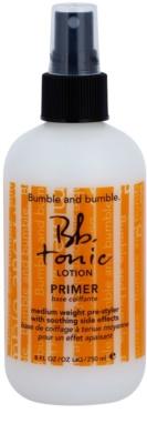 Bumble and Bumble Tonic spray concentrado leave-in para cabelo enfraquecido