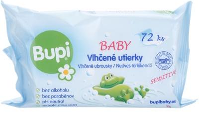 Bupi Baby delikatne nawilżane chusteczki dla dzieci