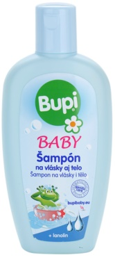 Bupi Baby sampon és tusfürdő gél 2 in 1