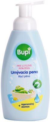 Bupi Baby pianka myjąca dla dzieci  do skóry wrażliwej