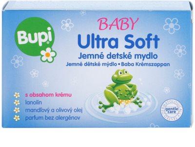 Bupi Baby Ultra Soft finom szappan gyermekeknek