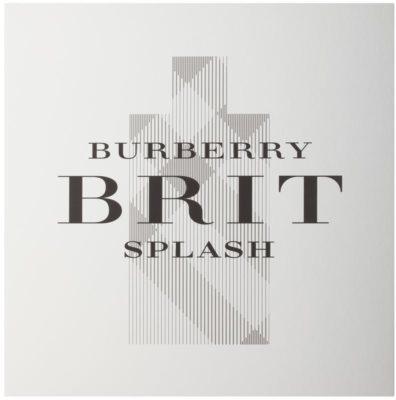 Burberry Brit Splash Geschenksets 2