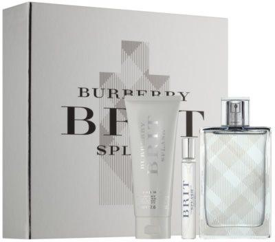 Burberry Brit Splash ajándékszettek