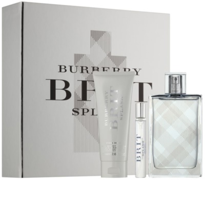 Burberry Brit Splash darilni seti