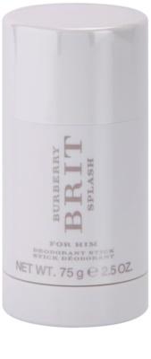 Burberry Brit Splash desodorante en barra para hombre