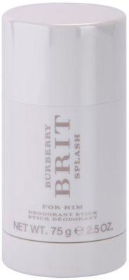 Burberry Brit Splash stift dezodor férfiaknak