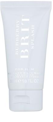 Burberry Brit Splash gel de ducha para hombre