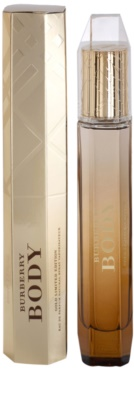 Burberry Body Gold Limited Edition eau de parfum para mujer