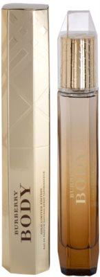 Burberry Body Gold Limited Edition woda perfumowana dla kobiet