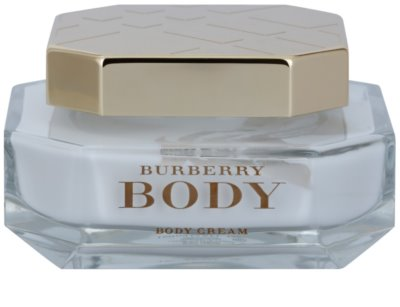Burberry Body Gold Limited Edition creme corporal para mulheres 1