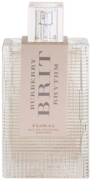 Burberry Brit Rhythm for Her Floral тоалетна вода тестер за жени 1