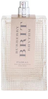Burberry Brit Rhythm for Her Floral toaletní voda tester pro ženy
