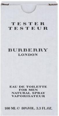 Burberry London for Men (2006) eau de toilette teszter férfiaknak 1