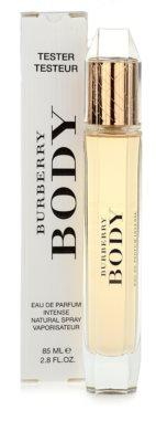 Burberry Body Intense eau de parfum teszter nőknek 1