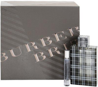 Burberry Brit Men lotes de regalo
