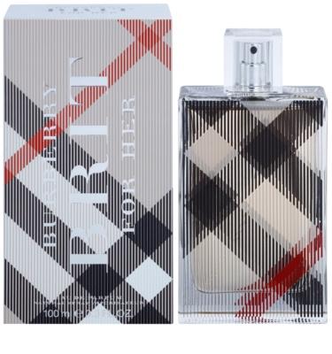 Burberry Brit eau de parfum para mujer