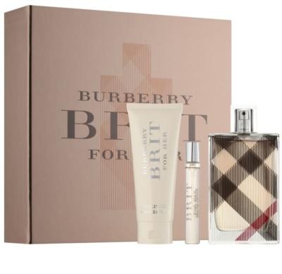 Burberry Brit ajándékszett
