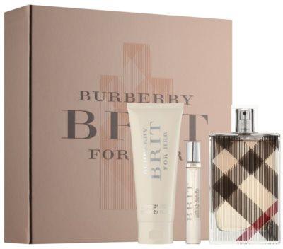 Burberry Brit set cadou