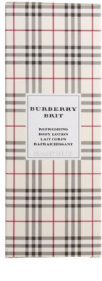 Burberry Brit leche corporal para mujer 3