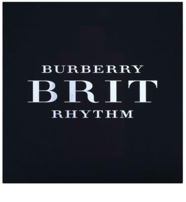 Burberry Brit Rhythm darilni set 2