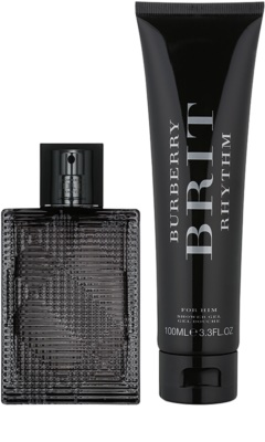 Burberry Brit Rhythm coffret presente 1