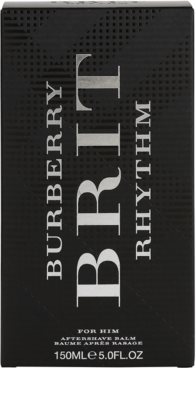 Burberry Brit Rhythm After Shave balsam pentru barbati 3