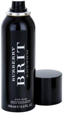 Burberry Brit Rhythm desodorante en spray para hombre 3