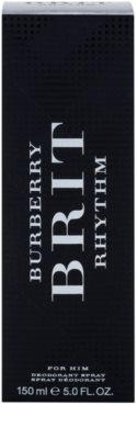 Burberry Brit Rhythm desodorante en spray para hombre 4