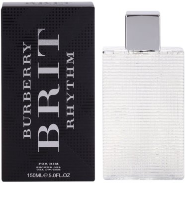 Burberry Brit Rhythm gel de ducha para hombre