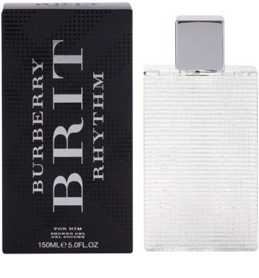 Burberry Brit Rhythm gel za prhanje za moške