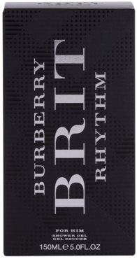 Burberry Brit Rhythm Shower Gel for Men 4
